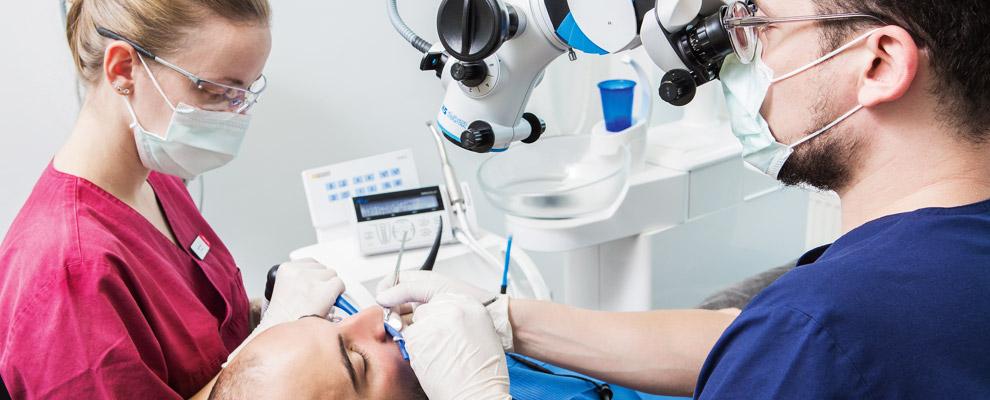 MKG Chirurgie Landsberger, Oralchirurgie