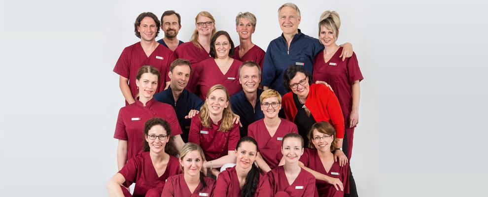 Team MKG Chirurgie Landsberger